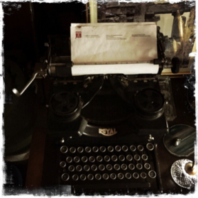 Royal Typewritter
