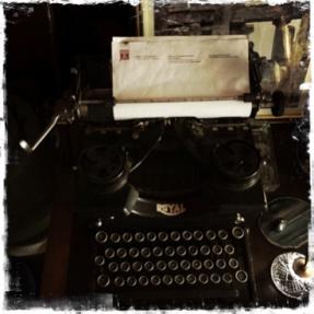 Royal Typewritter